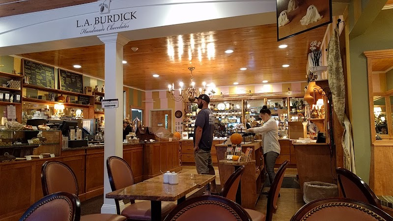 Photo of L.A. Burdick Handmade Chocolates