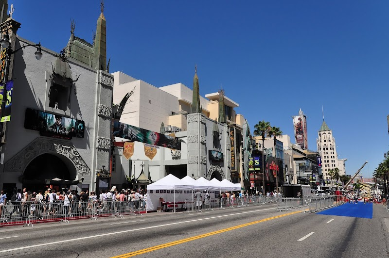 Photo of Hollywood Walk Of Fame HQ