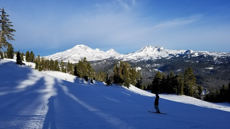 Photo of Mt. Bachelor