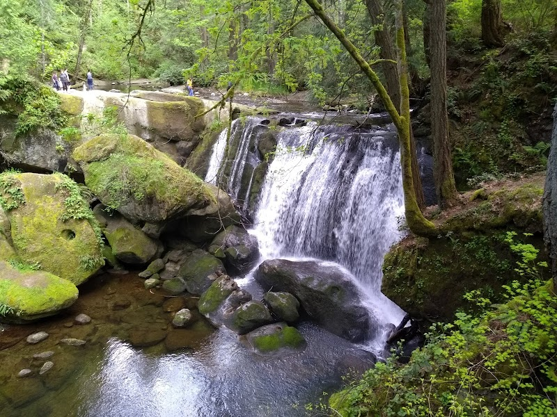 Photo of Whatcom Falls Park