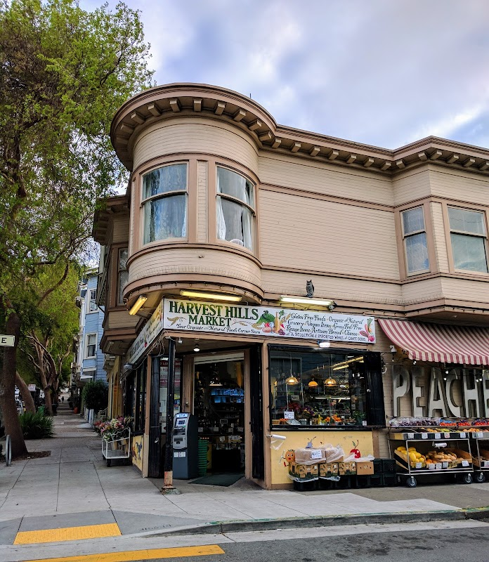 Photo of Harvest Hills Market in Bernal Heights