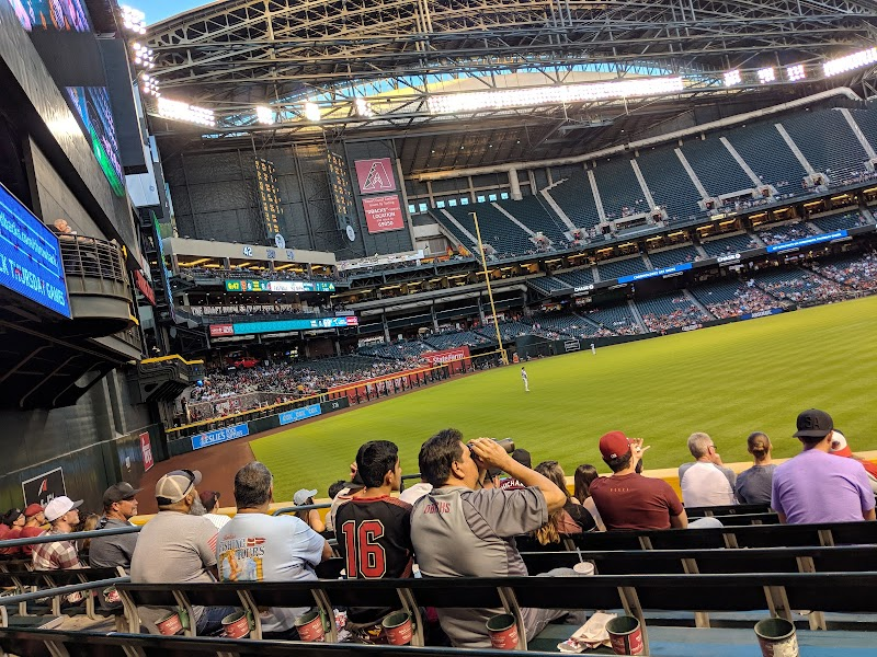 Photo of Chase Field