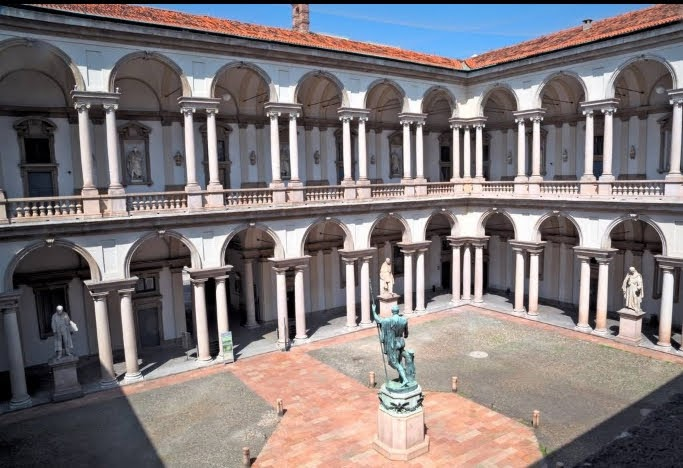 Photo of Pinacoteca di Brera in Brera