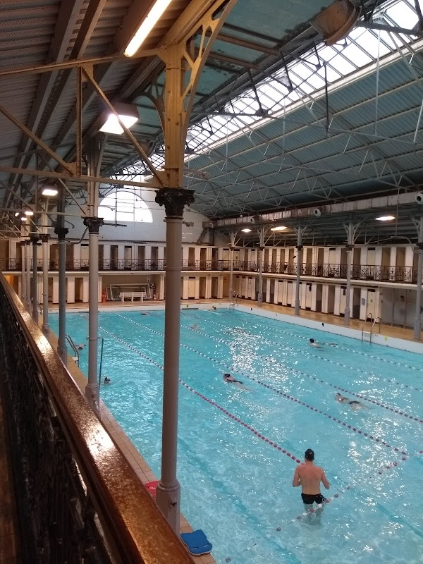 Photo of Piscine d'Ixelles