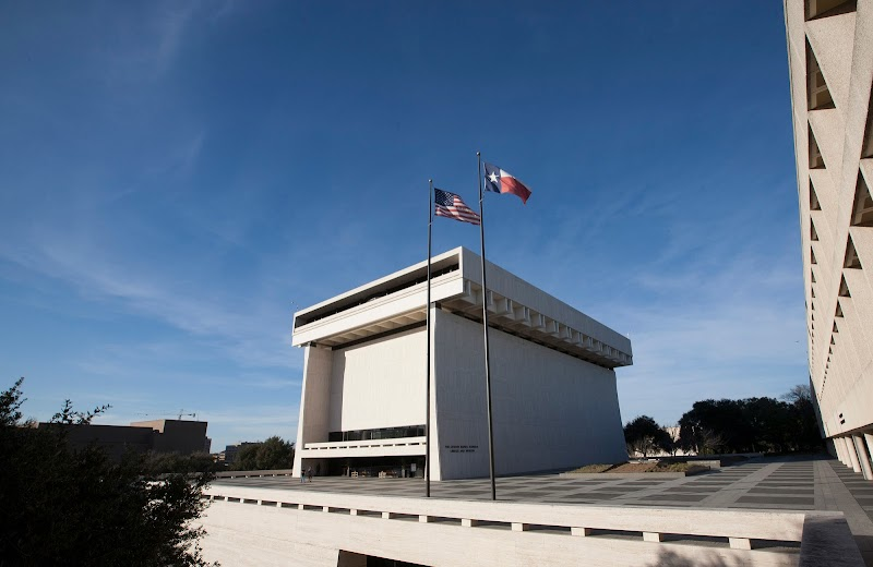 Photo of LBJ Presidential Library